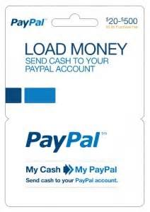 Buy Paypal Gift Card Online - gigaom paypal launches pre paid cards to help cash lovers buy online