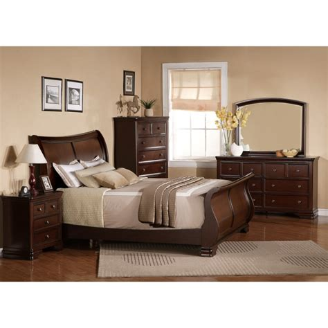 conns bedroom sets georgetown dark bedroom bed dresser mirror queen