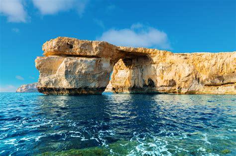 Azure Window Collapsed Los Templos Prehist 243 Ricos Y Las Calas Ocultas De Malta