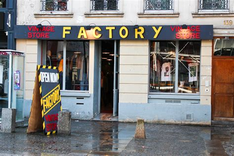 Second Hand Factory Dortmund by Paris Shopping Guide Vintage Secondhand Rauschgiftengel