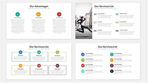 Startup Pitch Deck Free Powerpoint Template Powerpoint Startup Template