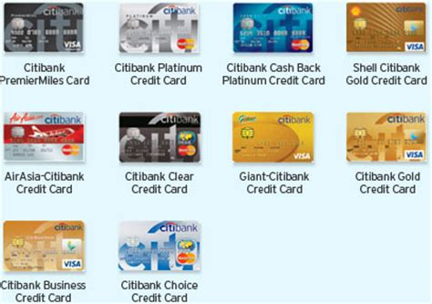 Citibank Credit Card Application Form Malaysia Citibank Credit Card Application Form Pdf Malaysia