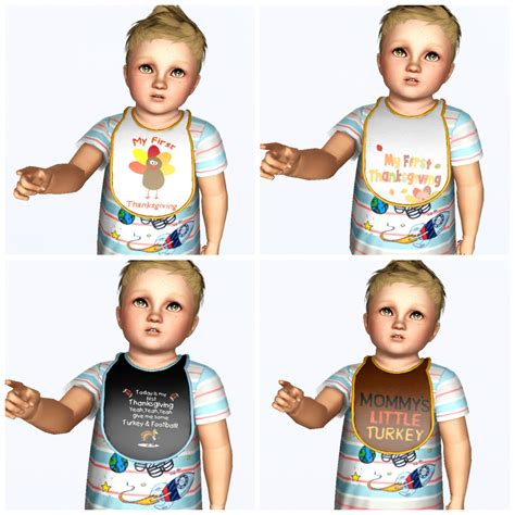 sims 3 toddler accessories my sims 3 blog clothing and accessories for toddlers by
