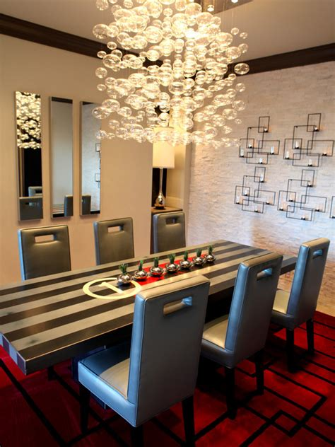 modern lighting dining room modern dining room chandelier d s furniture