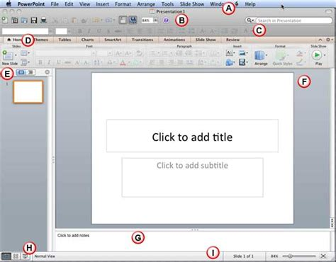 Interface Powerpoint 2011 For Mac Powerpoint Templates For Mac 2011