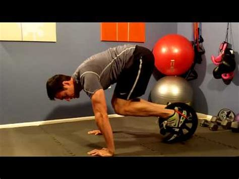 best ab power wheel workout