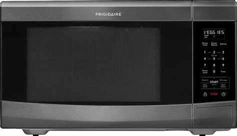 frigidaire ffcetd  countertop microwave oven