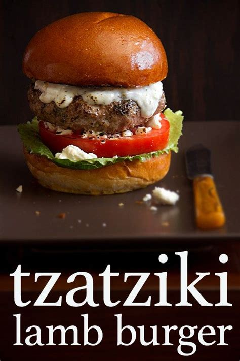 tzatziki burgers recipe thoughts tzatziki and