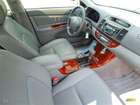 2005 Toyota Camry Interior by Gray Interior 2005 Toyota Camry Xle V6 Photo 69441920