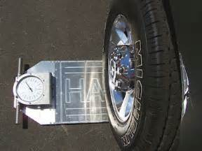 Tire Load Index Scale Rv Weighing With Individual Wheel Scales