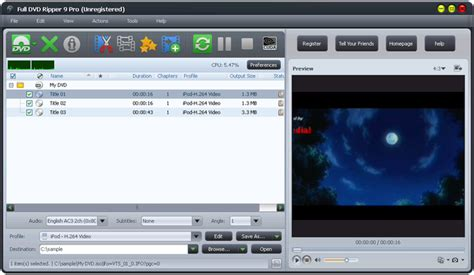 all format dvd player free download download full dvd ripper free 9 2 0 6