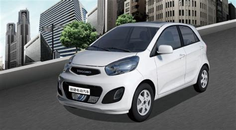 What Company Makes Kia Company Perfectly Clones Kia Picanto Turns It