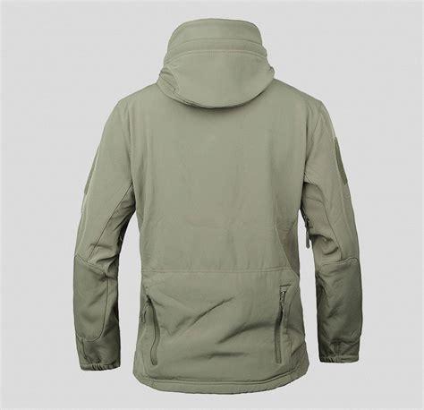 design softshell jacket custom design military hooded men softshell jacket buy
