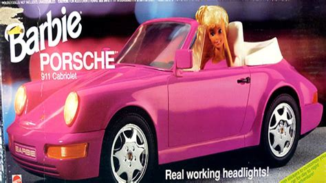 barbie porsche porsche de barbie comercial de tv 1992 youtube