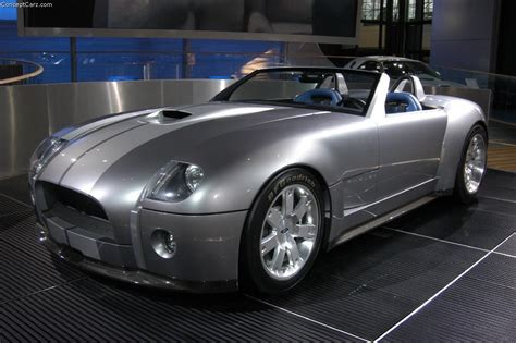 ford shelby cobra concept 2004 shelby cobra concept images photo ford shelby gt