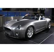 2004 Shelby Cobra Concept Image