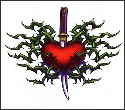 gothic heart tattoo designs designs www pixshark images