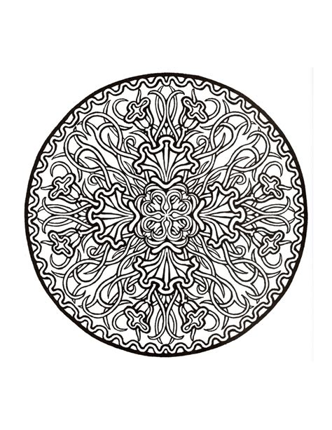 mystical mandala coloring book free mystical mandala coloring book theraputic coloring pages