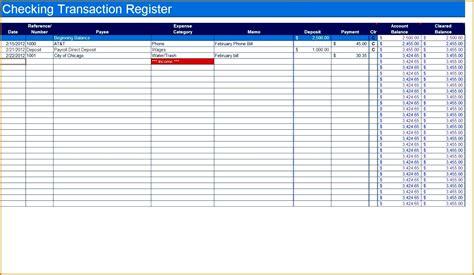 transaction sheet template 7 transaction sheet template fabtemplatez