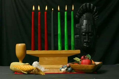 kwanzaa table setting happy kwanzaa pinterest