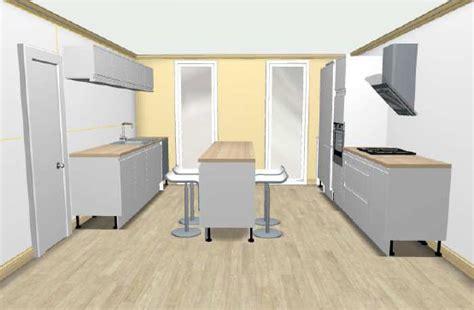id馥 implantation cuisine tabouret pour ilot central cuisine cuisine avec