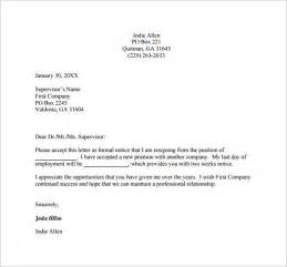 Resignation Letter For Immediate Relieving 19 Resignation Letter Exles Free Word Excel Pdf Free Premium Templates