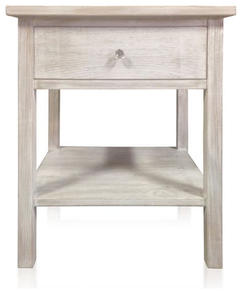 Cape Cod Lamps by Farmhouse Whitewash Nightstand Farmhouse Nightstands