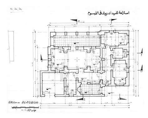 working drawing floor plan andrioli house working drawing ground floor plans