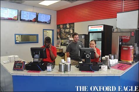 Backyard Burger Oxford Bim Bam Burgers And Wings Restaurant Owner Undergo