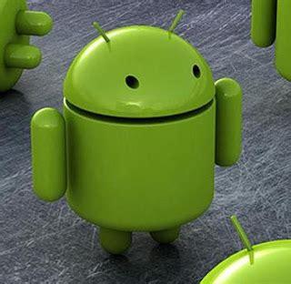 gambar robot android  lucu ponsel hp