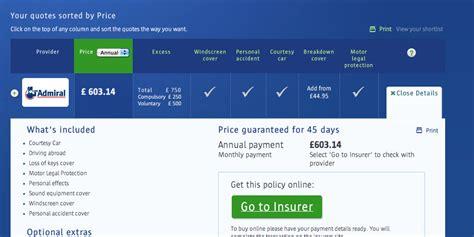 house insurance comparison sites uk gotoinsurer