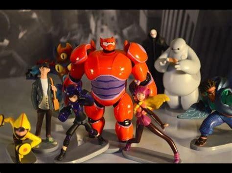 Big 6 Figure disney big 6 figure play set baymax hiro hamada