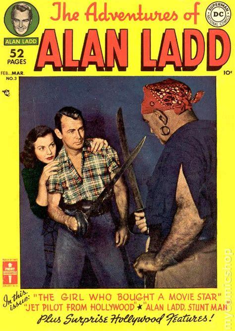 adventures of alan ladd 1949 comic books