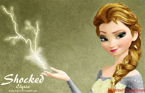 Penelop Wants To Adopt by Frozen Shocked Elsa The Of Lightning Elysia Elsa