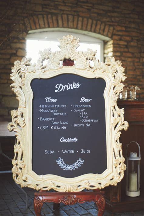 diy chalkboard menu 35 diy inspirational sharpie craft ideas