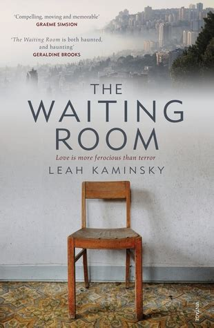 the waiting room review review the waiting room by kaminsky book d out