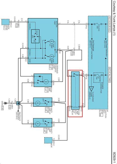 2012 hyundai sonata gls need a wiring diagram for interior lights