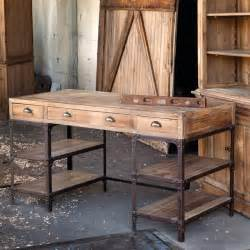 vintage desk vintage style pine desk eclectic desks and hutches