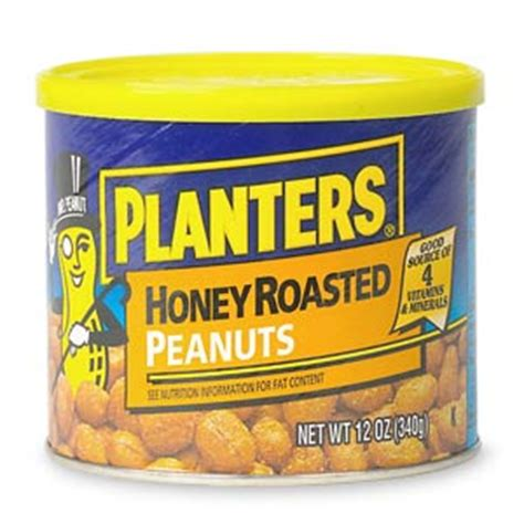 Planters Honey Roasted Peanuts Calories by Planters Honey Roasted Peanuts Drugstore