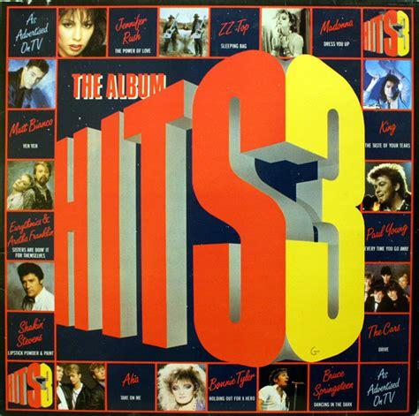 three hits various hits 3 the album vinyl lp at discogs