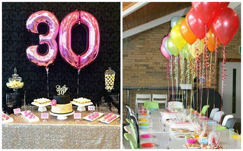 16 ideas para decorar una fiesta de cumplea 241 os n 250 mero 30