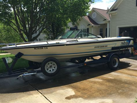 dixie boat works 21 dixie boat works super skier 299 1990 for sale for 9 500