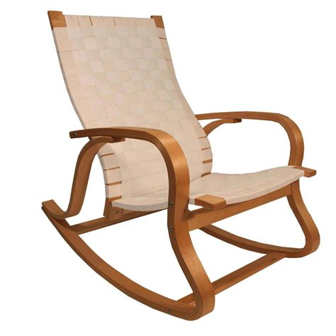 Bentwood Rocking Chair by Fy Lifestyle Bentwood Rocker Chair White Fybwrr14