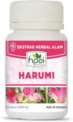 Obat Herbal Hpai harumi hpai untuk perawatan kesehatan kewanitaan hpai