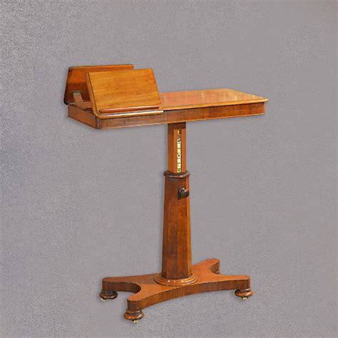 adjustable bed table antique dual reading table duet music stand adjustable bed table english c1870