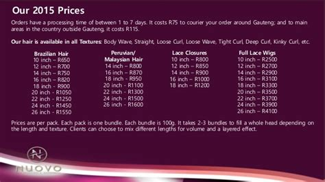 full hair weave prices hair weave nuovo hair extensions price list 2015