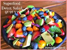 Detox Superfoods Salad by Home Nutritionista