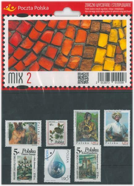 Paket Mix 2 by Philatelie Numismatik Polnische Post Briefmarken