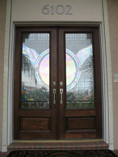 Leaded Glass Entry Doors Leaded Glass Door