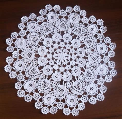 Handmade Crochet Doilies - crocheted doilies for sale collectibles everywhere